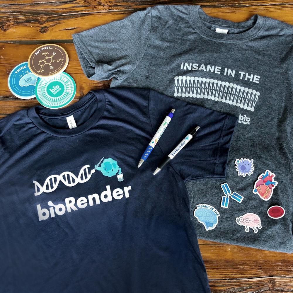 BioRender Swag